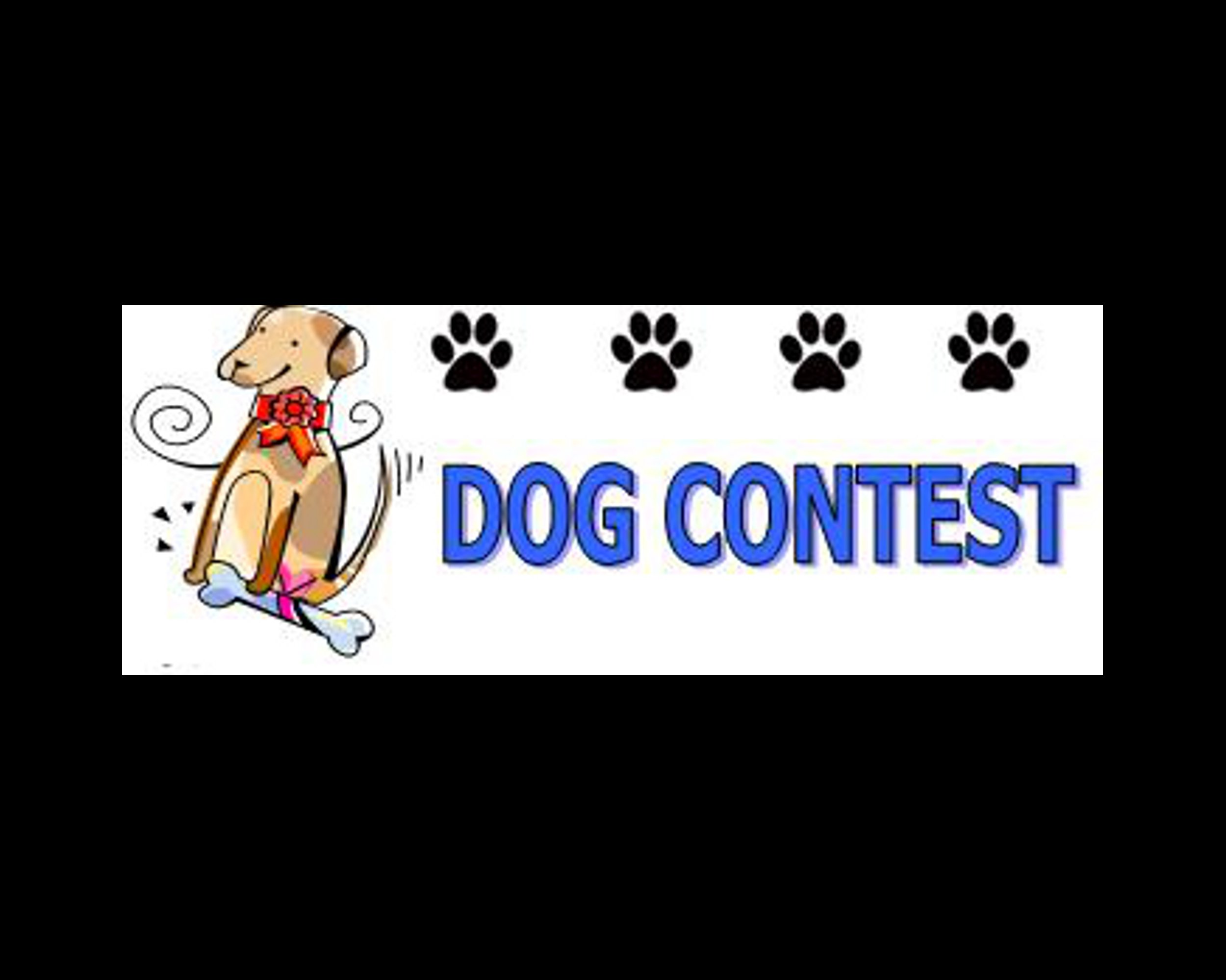 Dog Contest this Saturday, August 14th, 2010